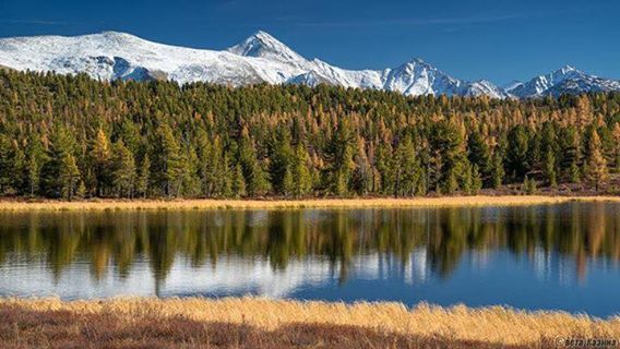 Sibirya Nin Mavi Gozlu Altay Daglari Orta Turan Altai Mountains National Geographic Photo