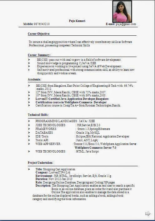 accounting resume example Sample Template Example ofExcellent ...