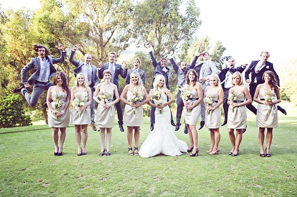 Laguna Beach Indie Wedding Bridal Party Photos Group Shots Wedding Parties Pictures Bridal Party Photos