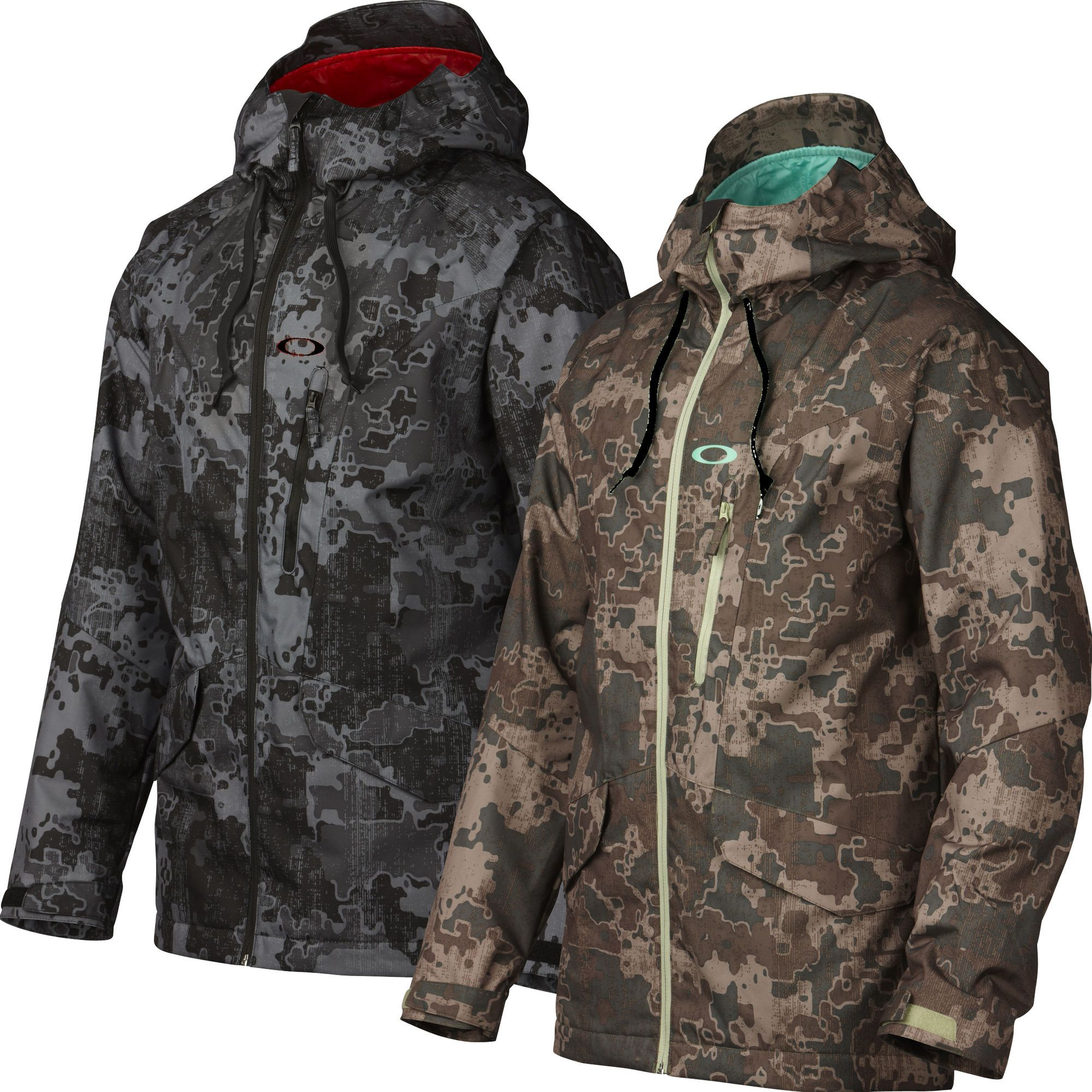 oakley snowboard  Oakley Men\u0027s Mission Jacket