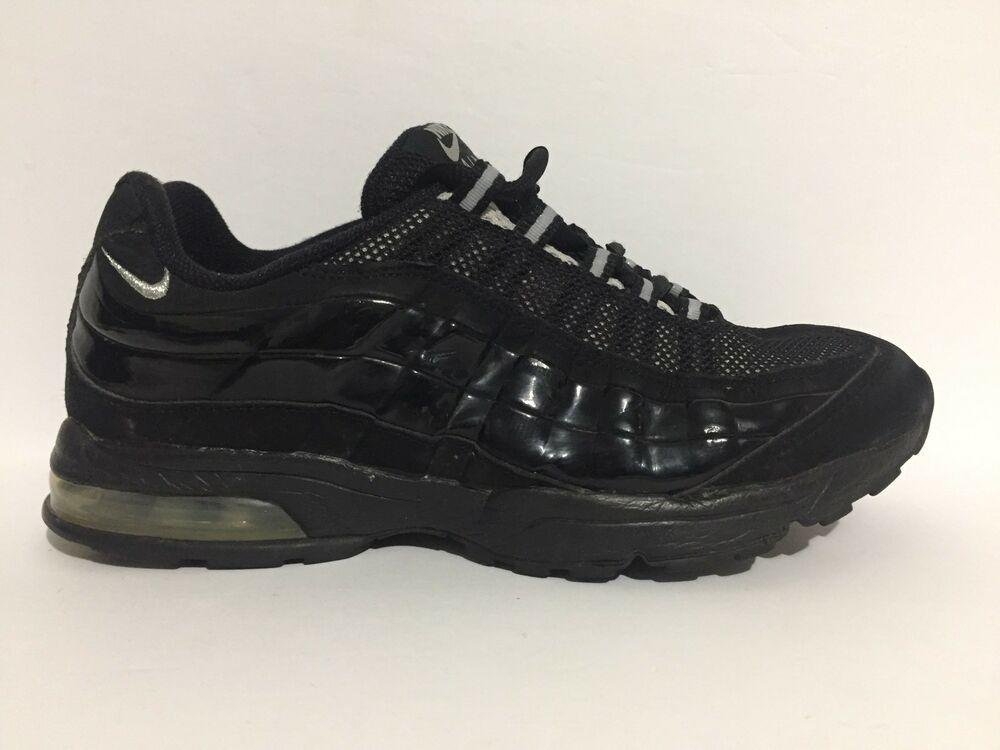 buy online 0f1f5 9bc44 2007 Nike Airmax 95 Zen Womens size 6 Triple Black Air max ...