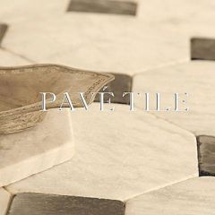 traditional floor tiles by Pave Tile & Stone, Inc. European Flooring