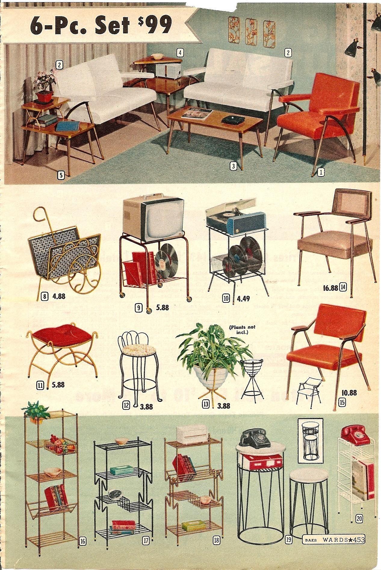 Montgomery Ward Summer 1959 Catalog 1950 S Art Fashion Amp Lifestyle Pinterest Terry O