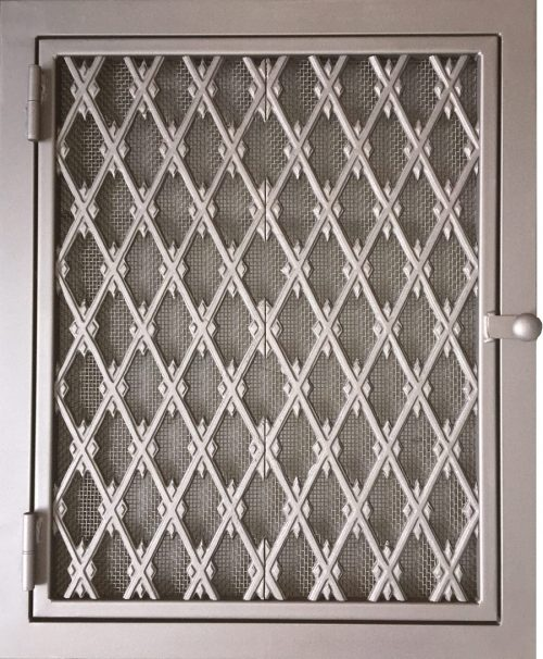 Laura 20x25 Decorative vent cover, Vented, Vent covers