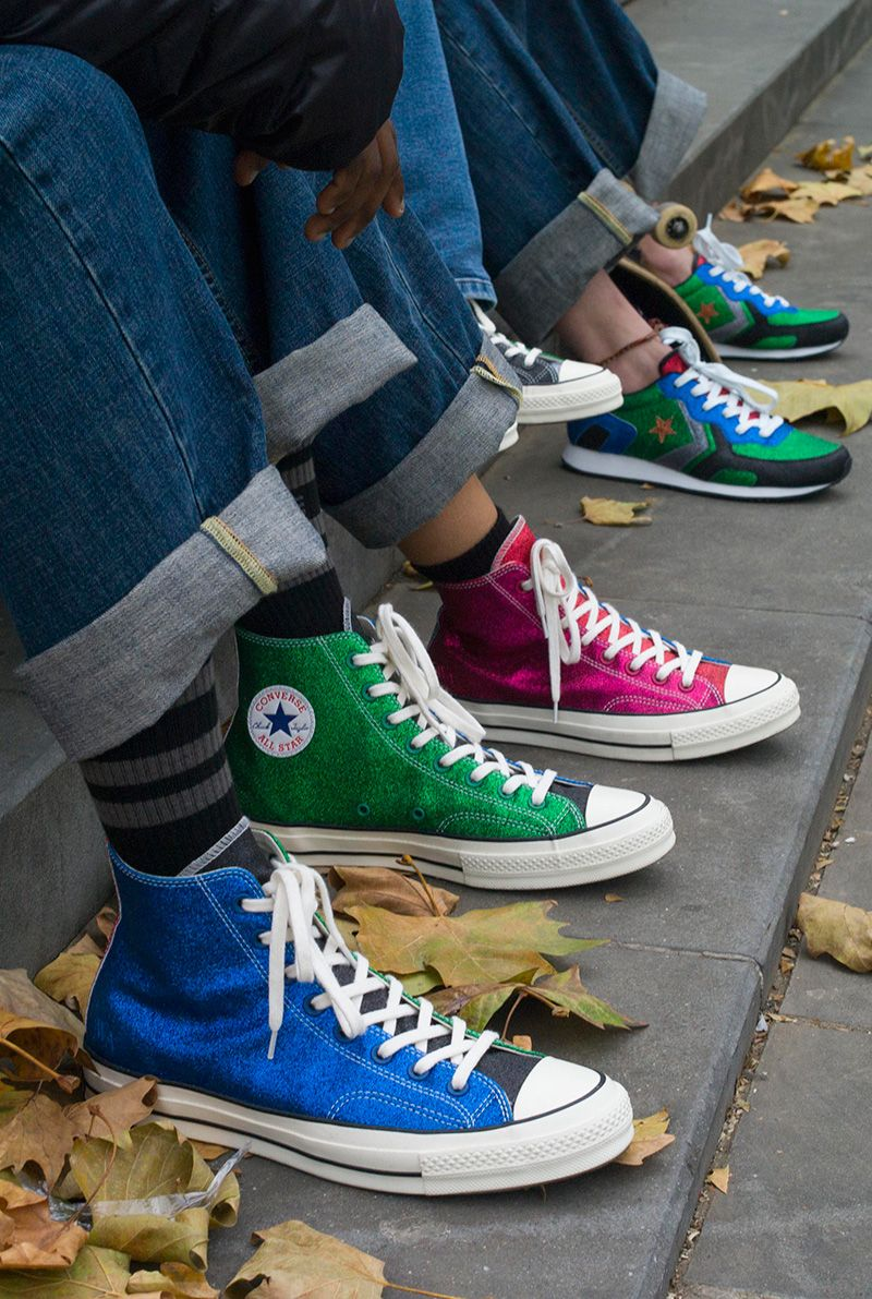 34987c4d361 Converse x JW Anderson | Wish List | Sneakers fashion, Converse, Shoes