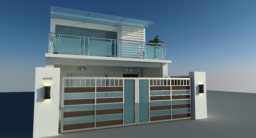 Balcony Design Of House Part 11
