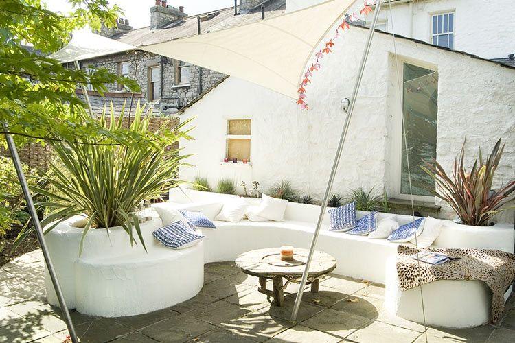 backyard lounge by Sarah Jane Nielsen