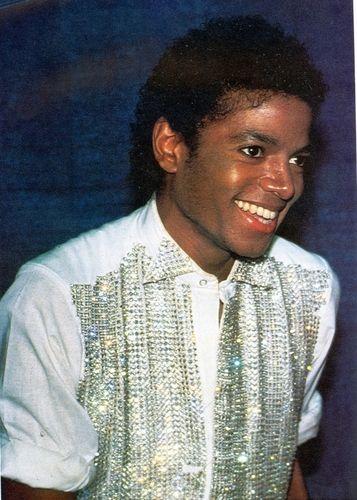 Michael Jackson during Triumph Tour