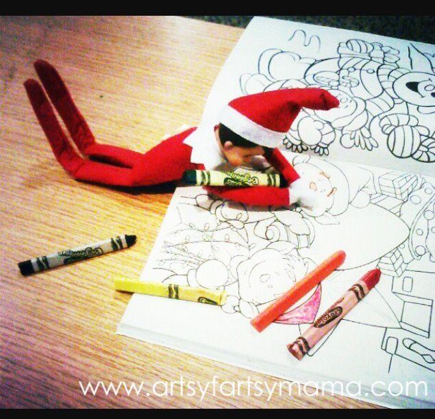 Pin de emily en elf   Pinterest