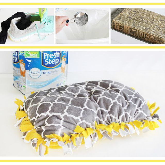 Southern Mom Loves: Alternate Uses For Cat Litter + A No