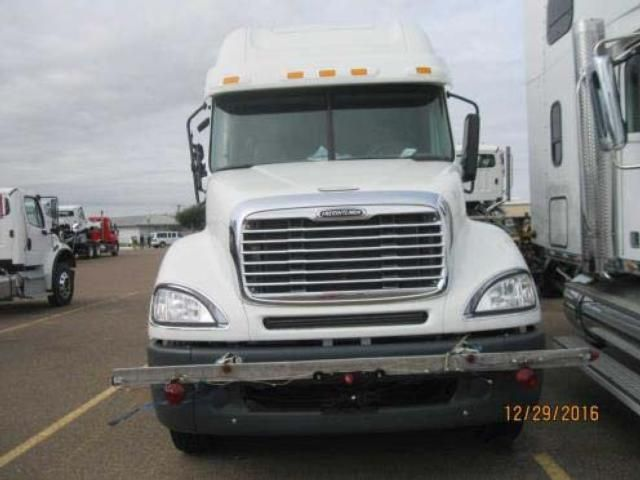 2017 Freightliner Columbia CL120 Conventional Glider