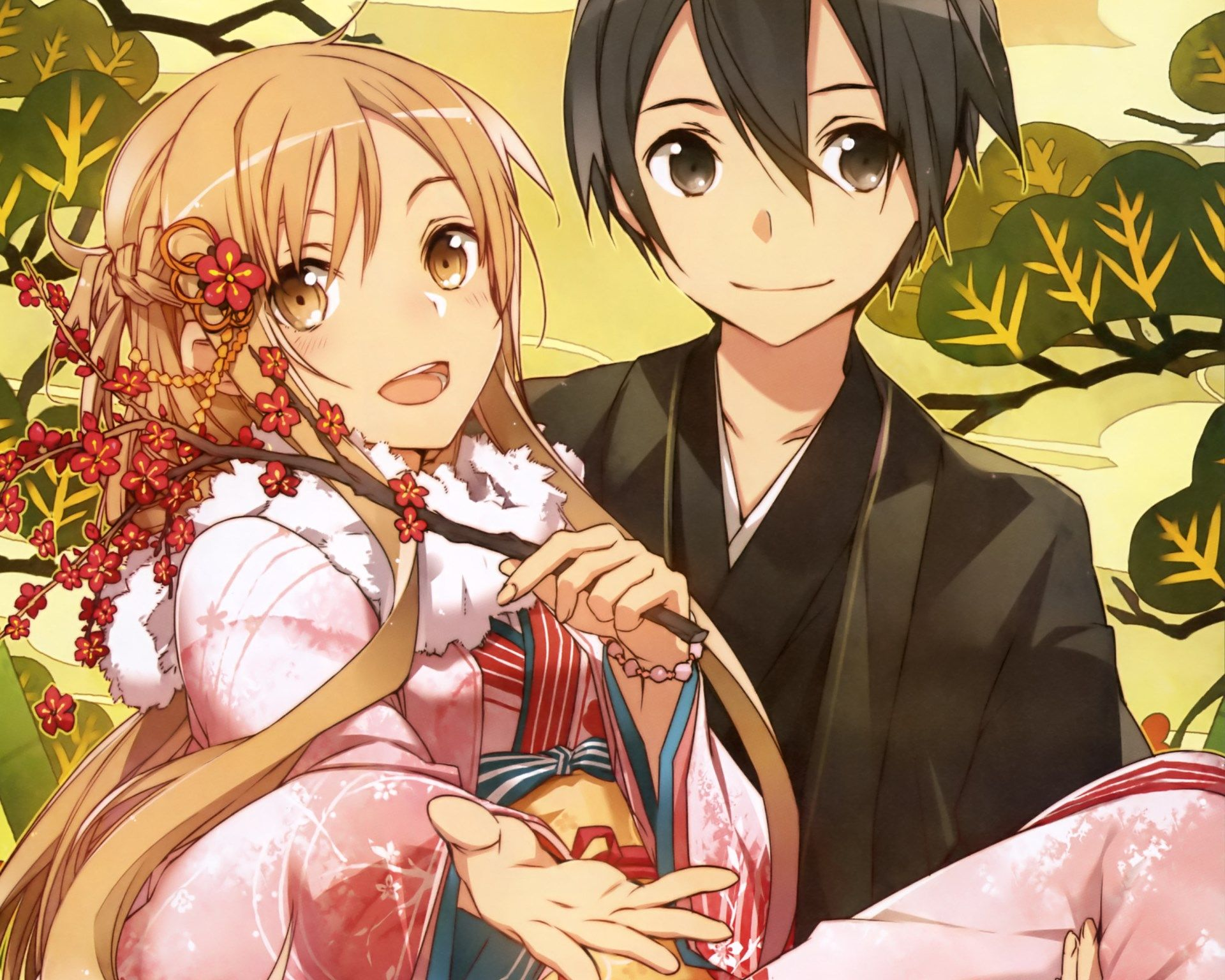 Images For Kirito And Asuna Wedding