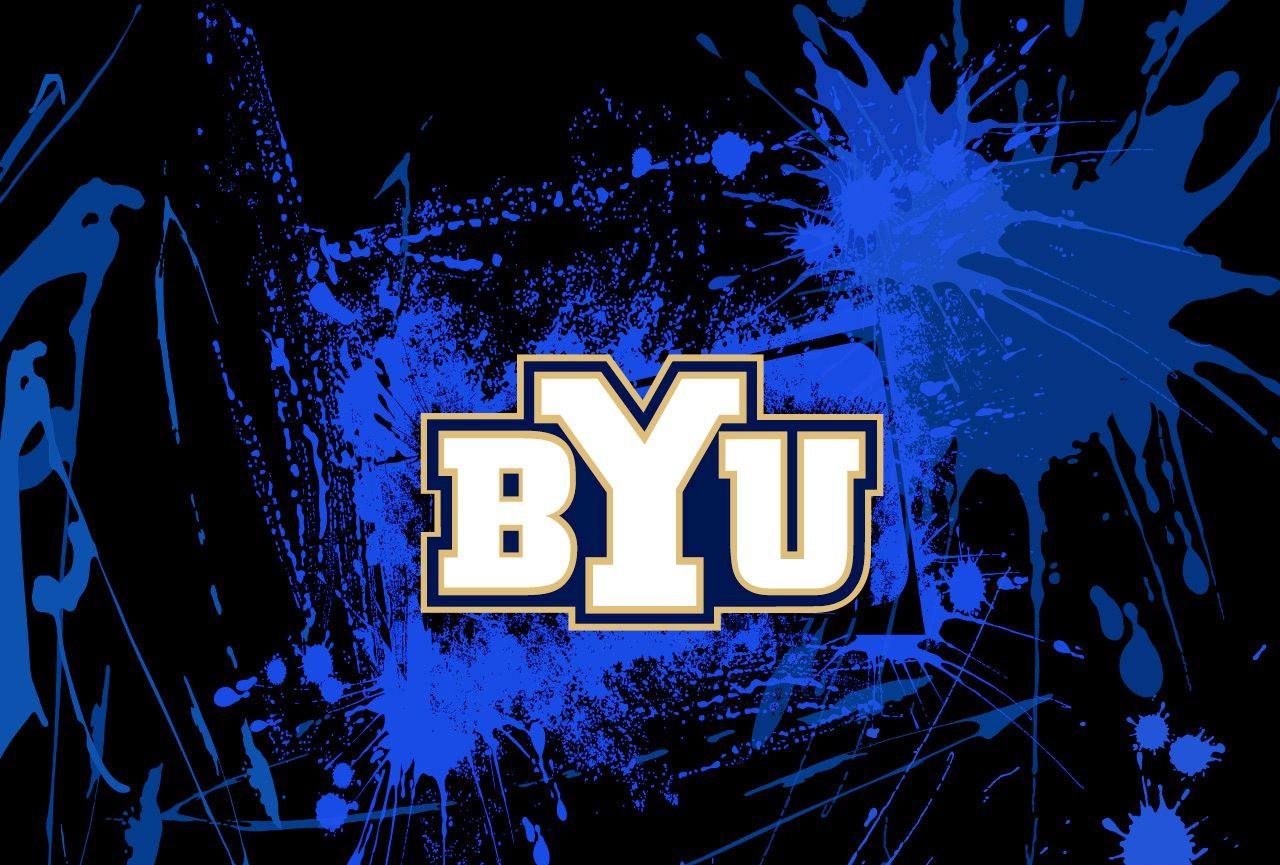Cougars With Images Byu Football Football Wallpaper Byu