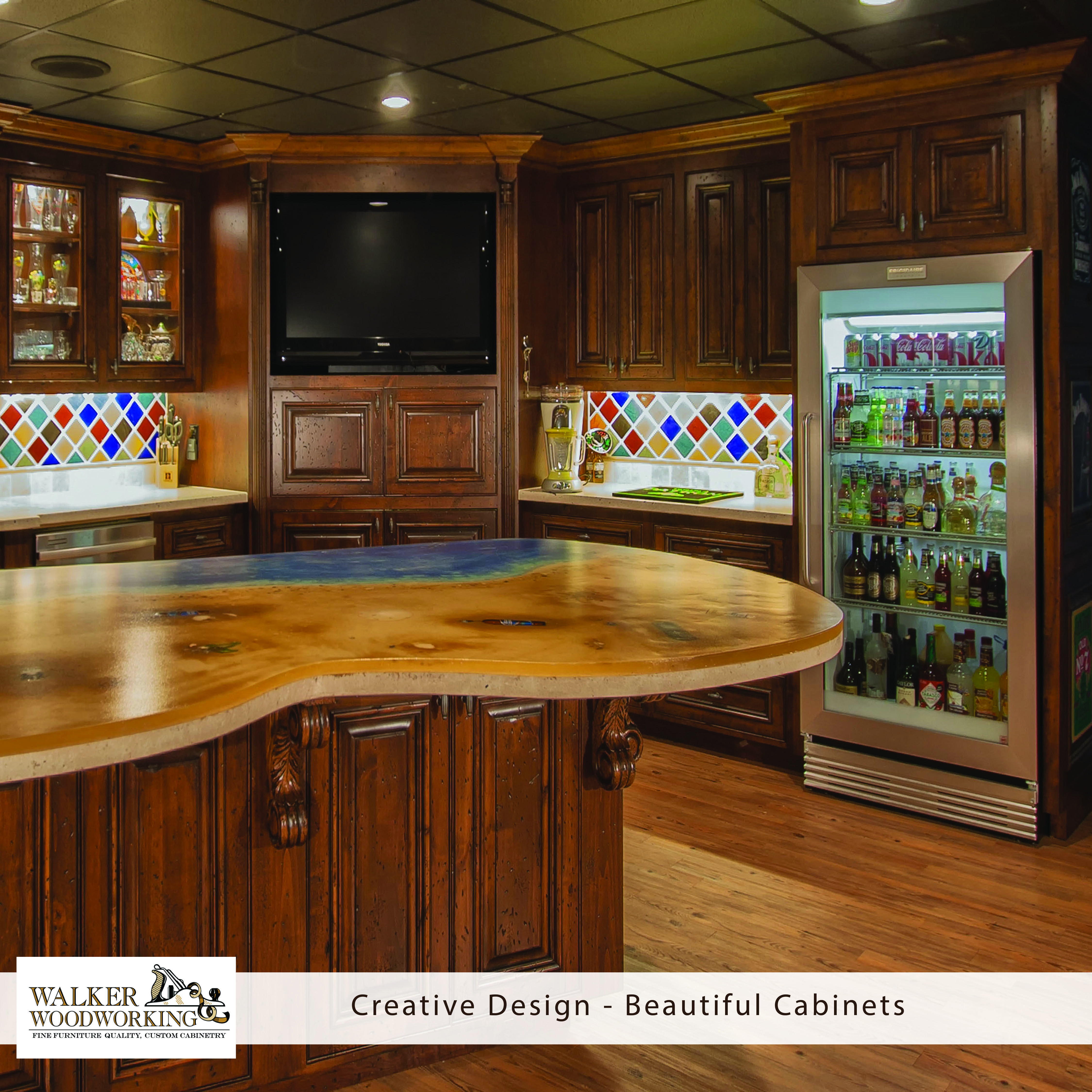 National Beer Day is observed annually on April 7th. #nationalbeerday Cold beverages are just as important as the place to store them! Beverage Centers are very popular in today's design.    #walkerwoodworking #beautifulcabinets #shelbync #charlotte #asheville #designinspiration  #Greenbrookdesign #uptownshelby  #newgrassbrewery #nationalbeerday   #shelbync #shoplocal