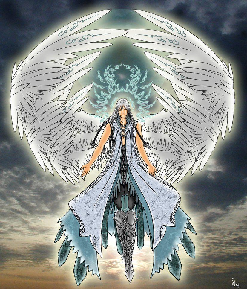 Angel Of Light Satan | Lucifer - Morningstar by *Split