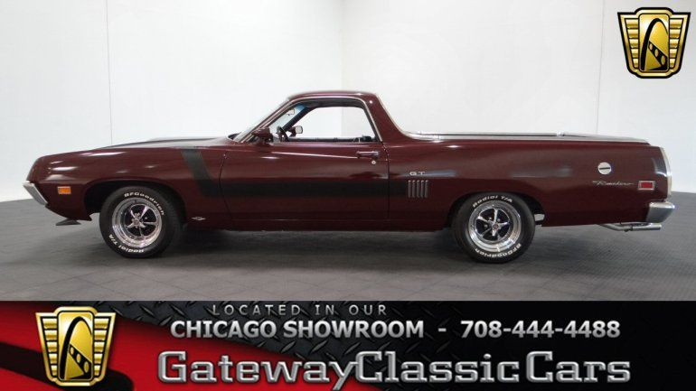 1970 Ford Ranchero Truck Ford Classic Cars Cars