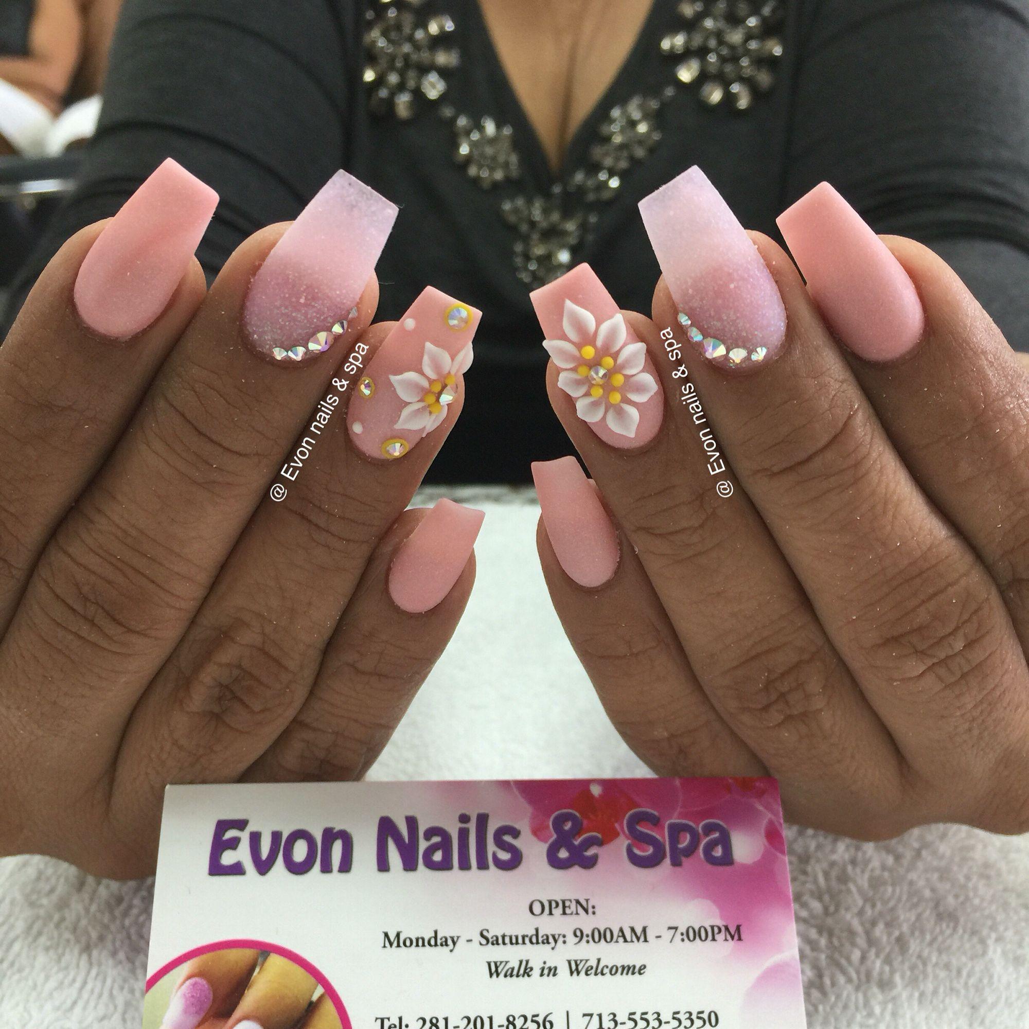 Pin By Evon Nails Spa On Evon Nails Spa Acrylic Nails Nail Spa Cute Nails