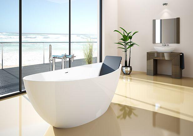 Vasche Da Bagno Hoesch : Hoesch freistehende badewanne namur casa