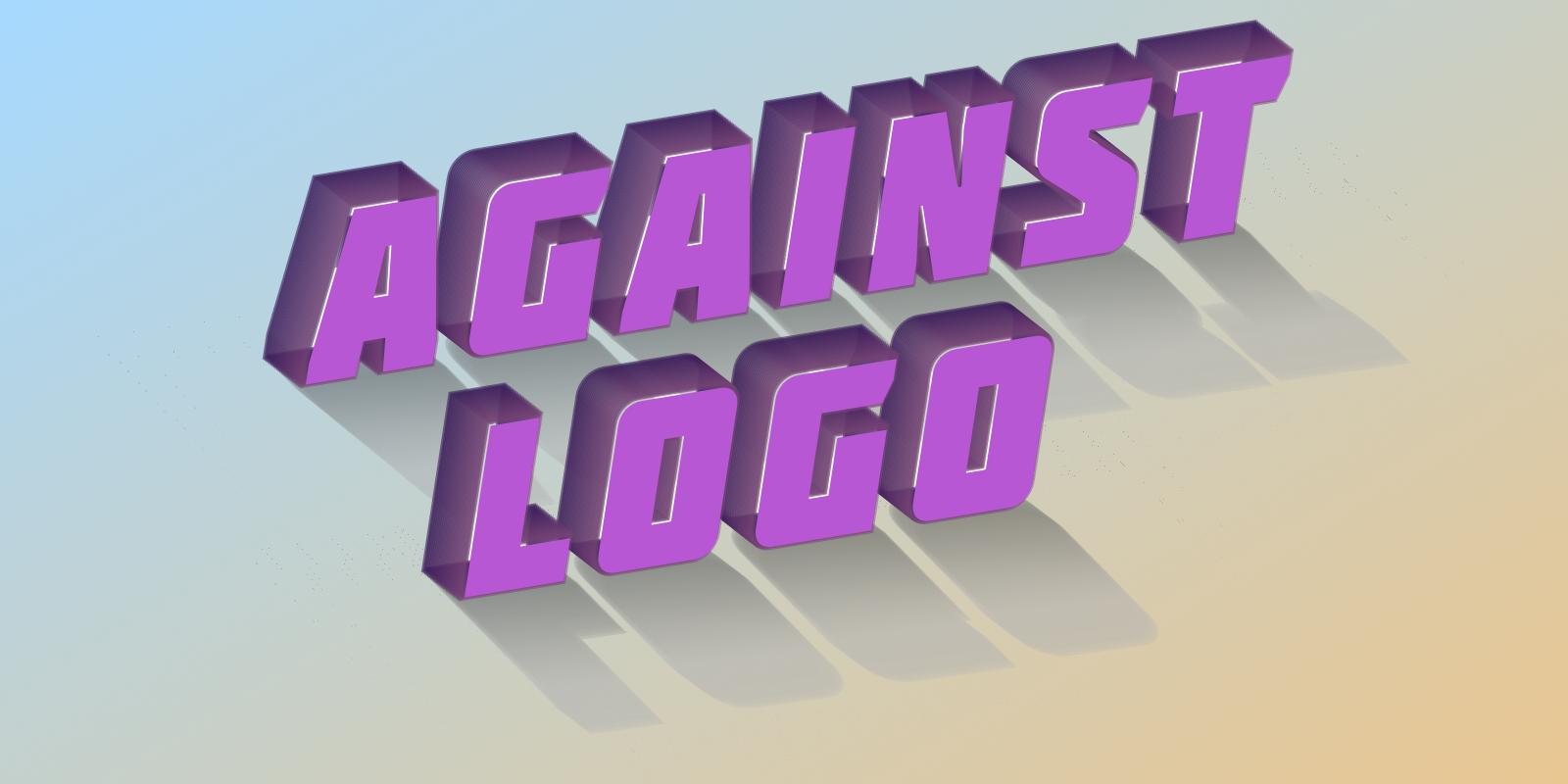 3D text logo maker online generator в 2020