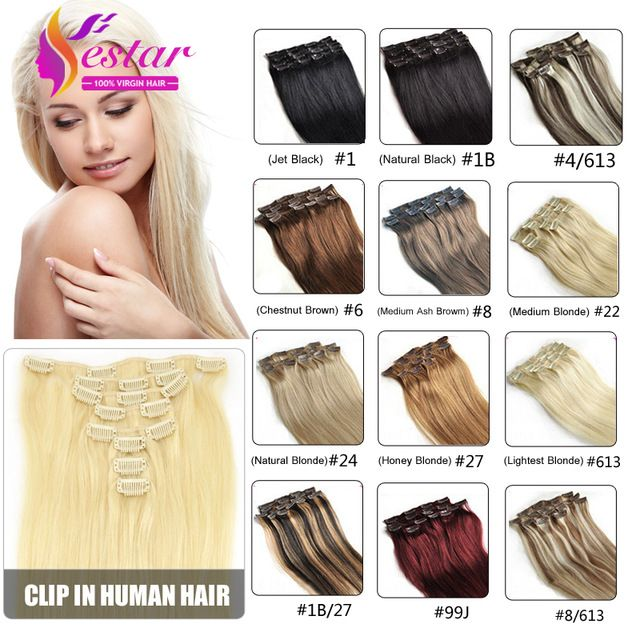 Yestar hair form the aliexpress the best clip in human hair cheap clip on extension hair buy quality clip hair extensions remy directly from china hair weave african american suppliers clip in human hair extensions pmusecretfo Gallery