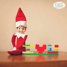 Image result for Elf on the shelf + Lego ideas