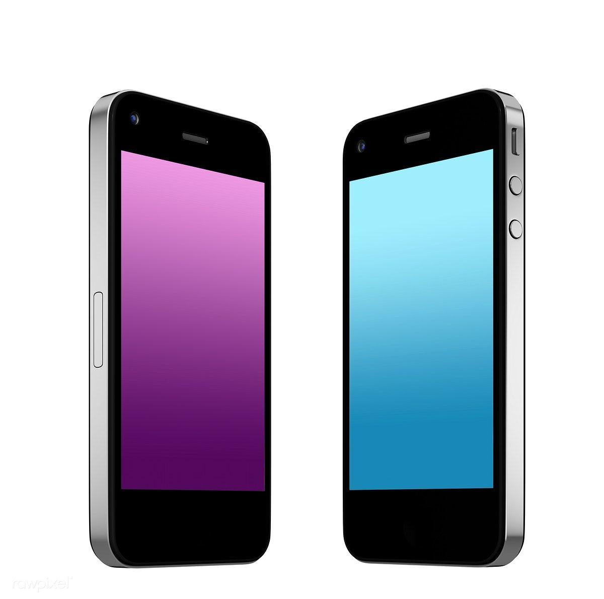 Download premium psd of three dimensional image of mobile