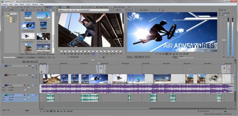 sony vegas movie studio platinum 12.0 keygen