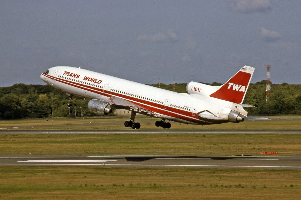 TWA L-1011 500 | Lockheed L 1011 385 1 TriStar, N7036T, TWA Trans World Airlines 2