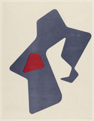 Jean (Hans) Arp (French, born Germany (Alsace). 1886–1966) Form