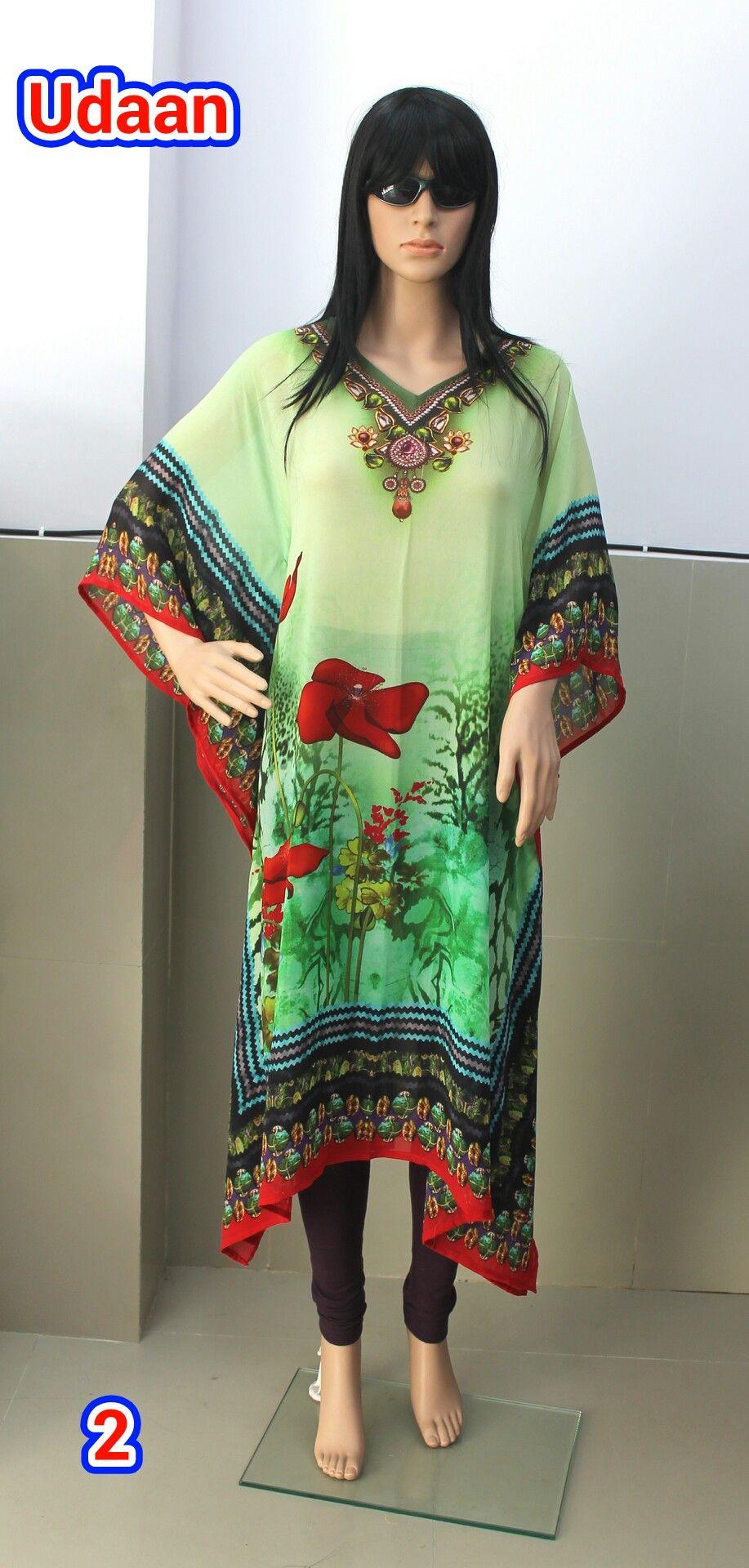 76a6a04be Udaan kaftan kurtis online shopping india,kaftan kurtis wholesale  designs,Top :- Weigtless Georgette,Work :-Digital Print,