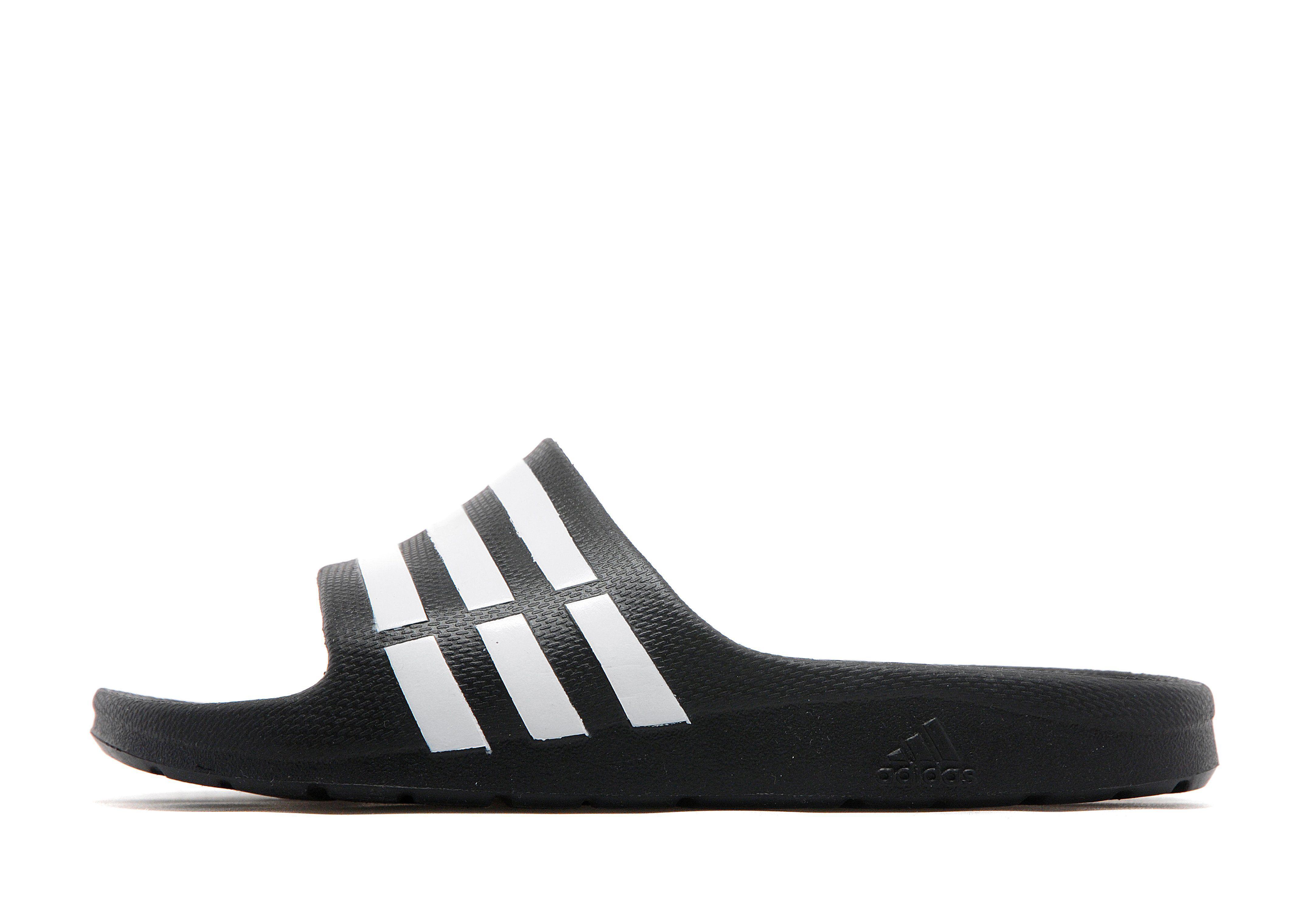 adidas Duramo Slide Junior - Shop online for adidas Duramo Slide Junior with JD Sports, the UK's leading sports fashion retailer.