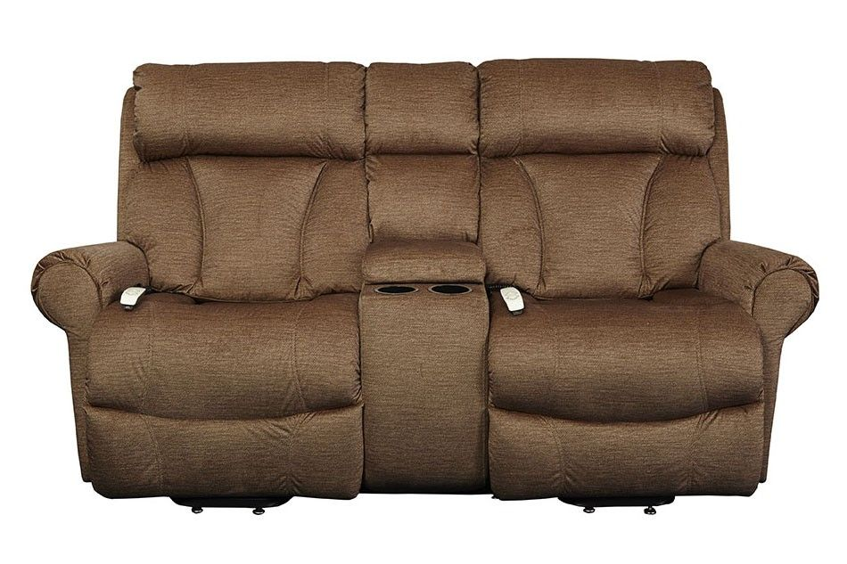 Mega Motion Double Power Lift Chair Recliner Loveseat 3 Piece