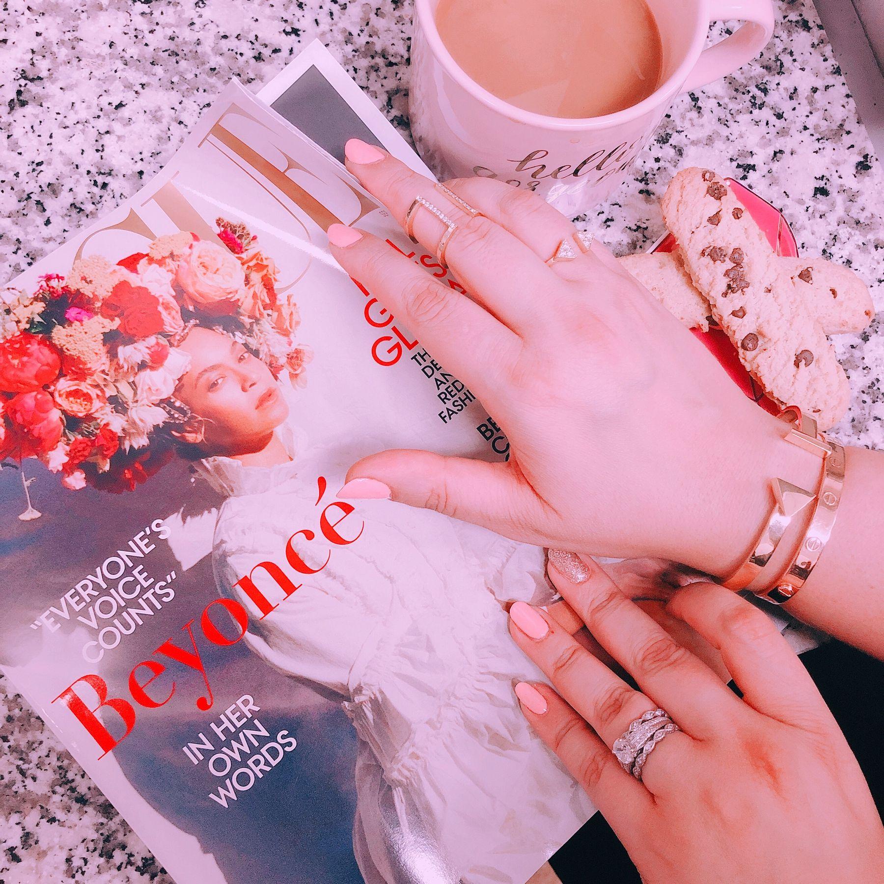 Getting Inspired During My Coffee Break Everyone S Voice Counts Everydayelissa Luxury Diamond Jewelry Diamond Are A Girls Best Friend Jewerly Designs