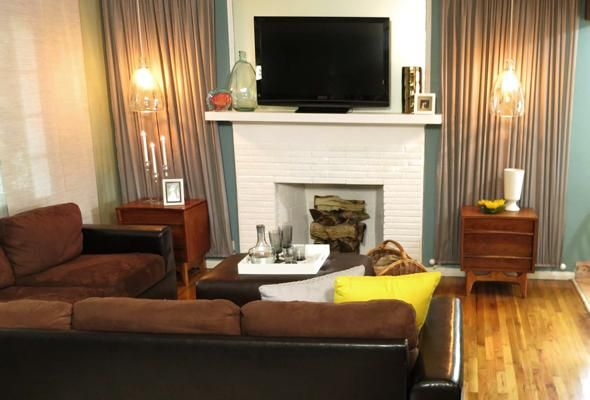 Designer 101: How to Lay Out Your Living Room | Narrow ...