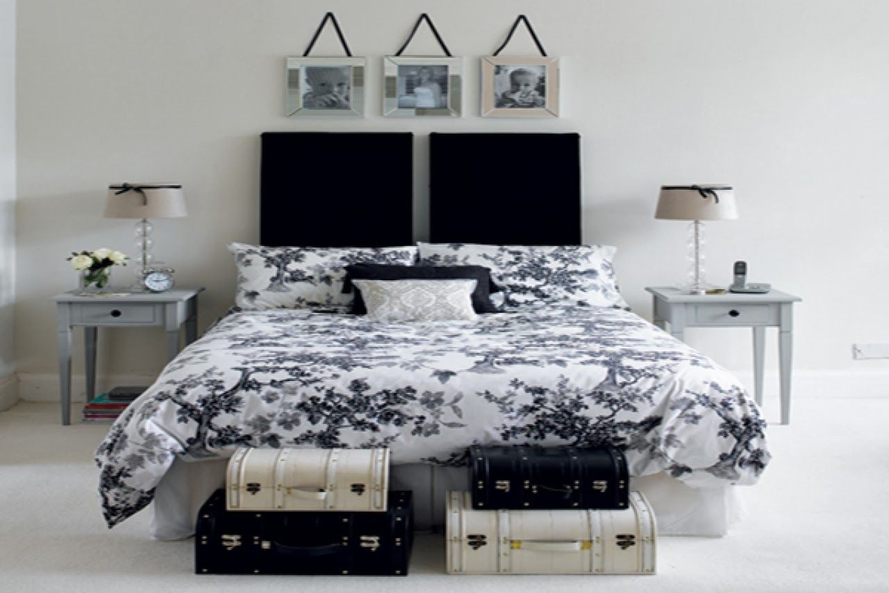 Black and White Bedroom Sets | Black and White Bedroom Ideas ...