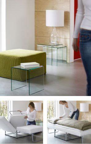 Bo Concept\'s Ottoman/Bed | Pinterest | Camas abatibles, Camas y Pasillos