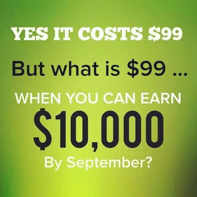 Dont miss out ends June 30! Dont delay text 9415495140 or sign up at wrappingtofoldies.myitworks.com either way i will show you how and help you get on your way to financial freedom!