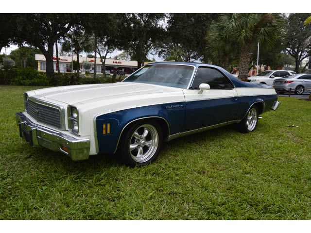 1976 Chevrolet El Camino Resto Mod Cars For Sale Used Find Used
