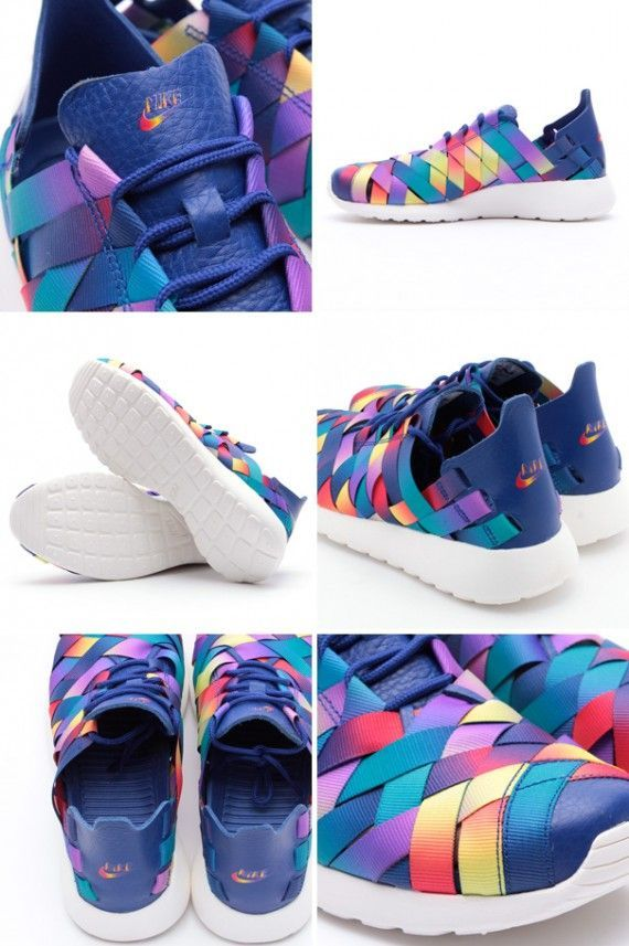 be9dbdce6d23 The new Nike WMNS Roshe Run Woven will release this month in a fascinating