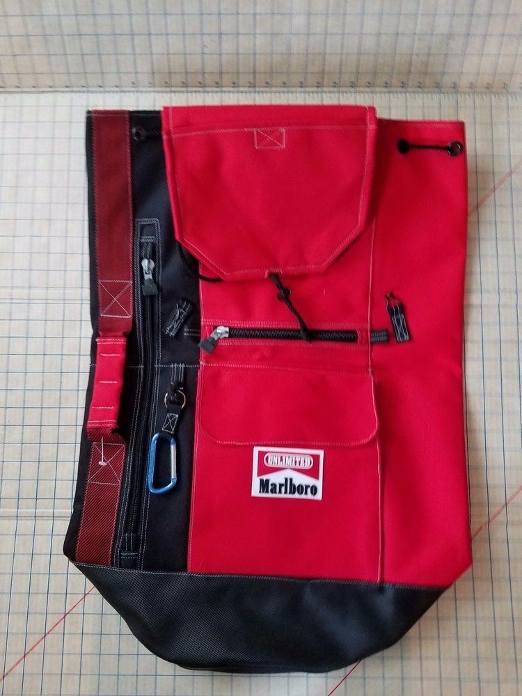 96cfe4b1a4f Marlboro Unlimited Gear Large Heavy Duty Travel Duffel w Waterproof bag  Canvas  MarlboroUnlimited  DuffleGymBag