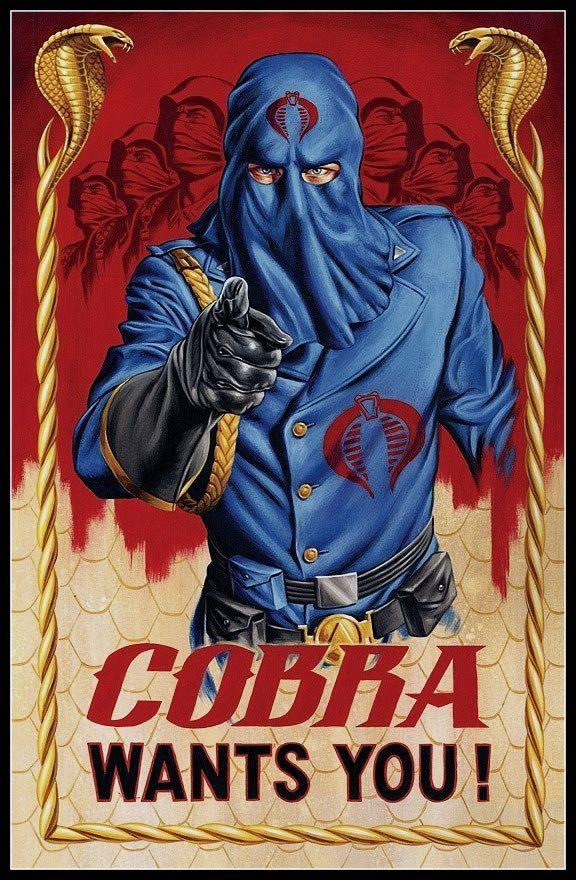 Cobra Commander