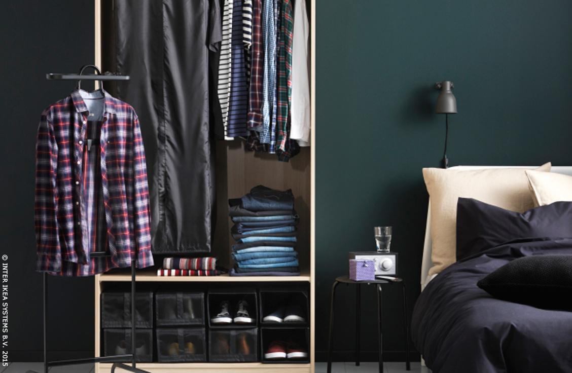 bo te chaussures skubb noir concours myikeabedroom. Black Bedroom Furniture Sets. Home Design Ideas