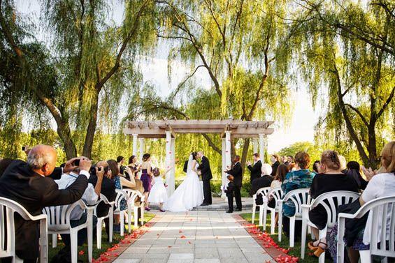 Wedding Pergola At Turf Valley Resort In Ellicott City Md Wedding Pergola Outdoor Venues Turf