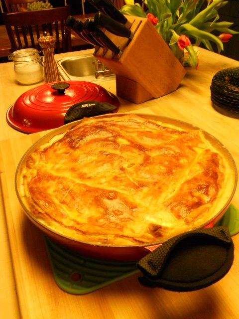 Casserole queens chicken pot pie from food network recipes main casserole queens chicken pot pie from food network recipes forumfinder Gallery
