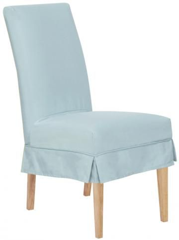 Parsons Chair Short Cover Have A Seat Dining Room