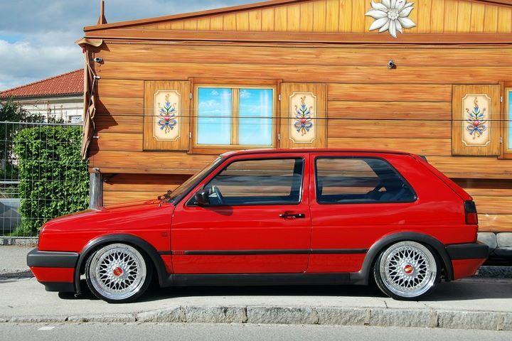 Vw Gti Mk2 Volkswagen Golf Mk2 Volkswagen Vw Jetta