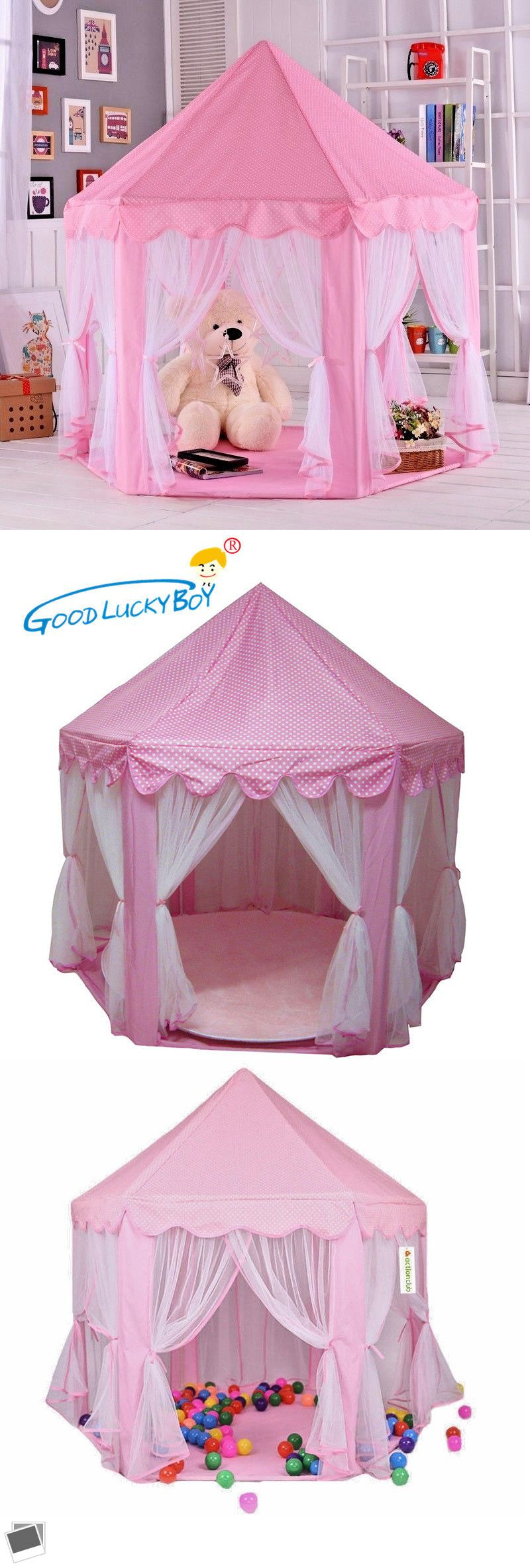 Play Tents 145997 Toys Hobbies Outdoor Toys Structures Tents Tunnels Playhuts Play Tents -u003e & Play Tents 145997: Toys Hobbies Outdoor Toys Structures Tents ...