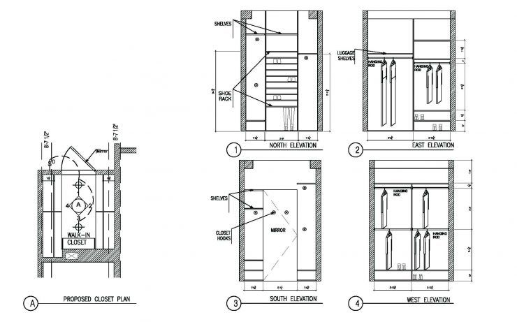 Walk In Closet Dimensions Small Photo 1narrow Width Metric Walk In Closet Dimensions Closet Layout Walk In Closet