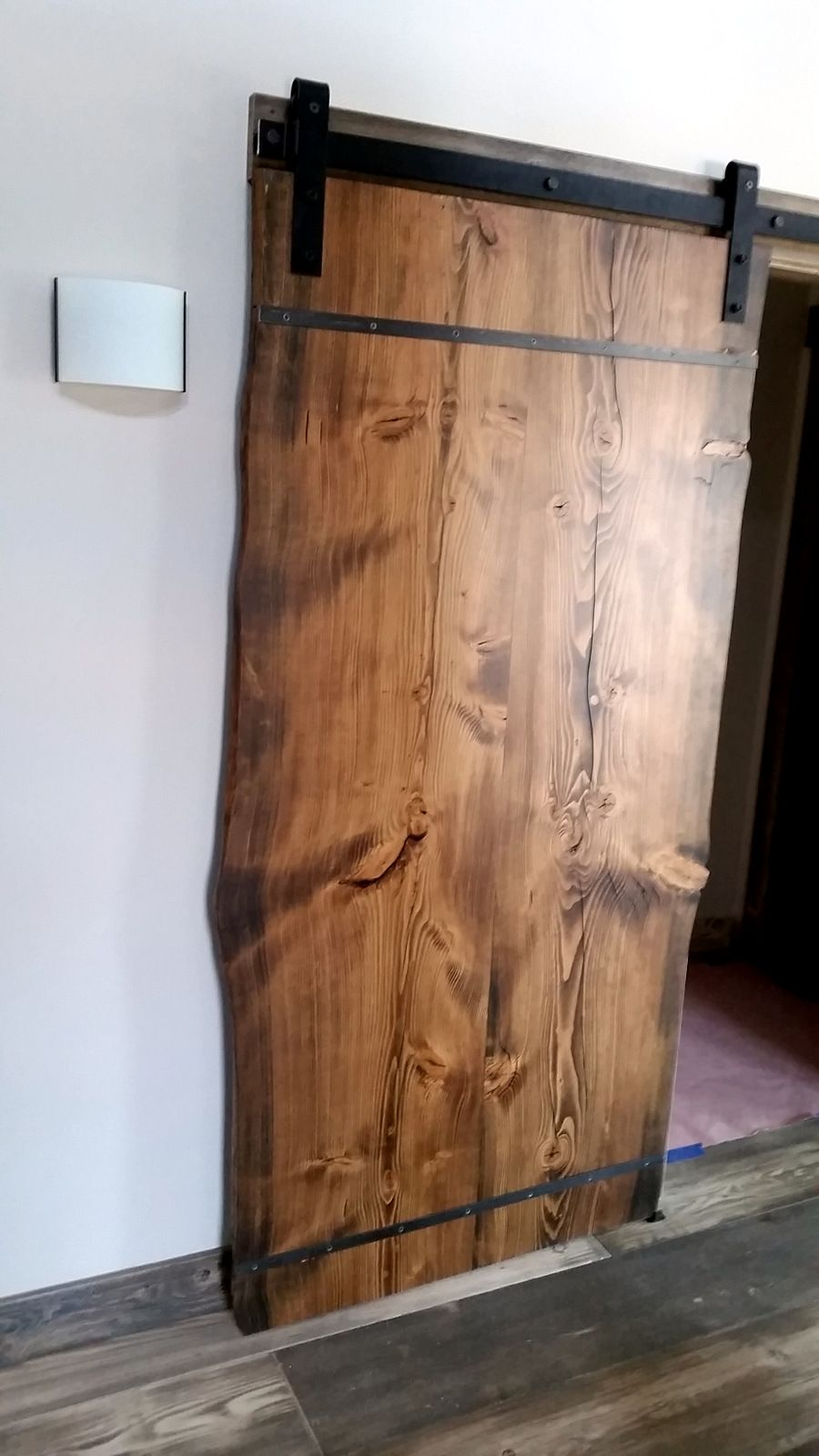 Check Out This Custom Slab Door We Made For Rmr Builders Live
