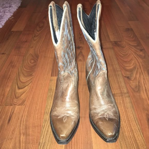cowgirl boots NEVER WORN Shoes Heeled Boots